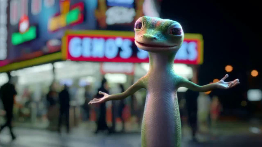 GEICO TV Spot, 'Philly Cheesesteak Shuffle'