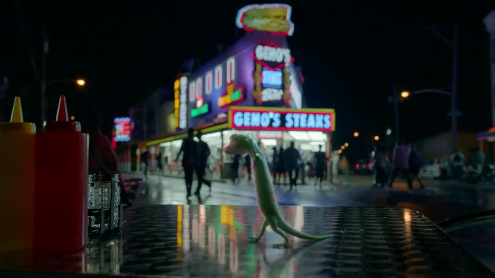 GEICO TV Spot, 'Philly Cheesesteak Shuffle' - Screenshot 6