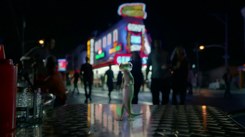 GEICO TV Spot, 'Philly Cheesesteak Shuffle' - Screenshot 8