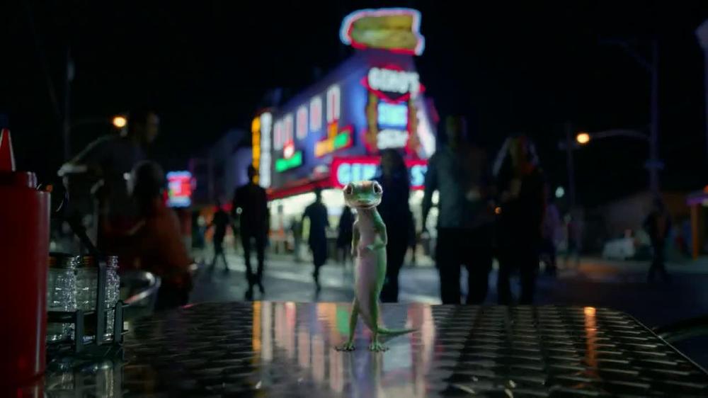 GEICO TV Spot, 'Philly Cheesesteak Shuffle' - Screenshot 8