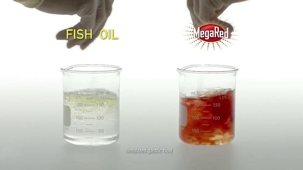 Mega red omega 3 krill oil tv commercial 39 heart health for Mega red fish oil