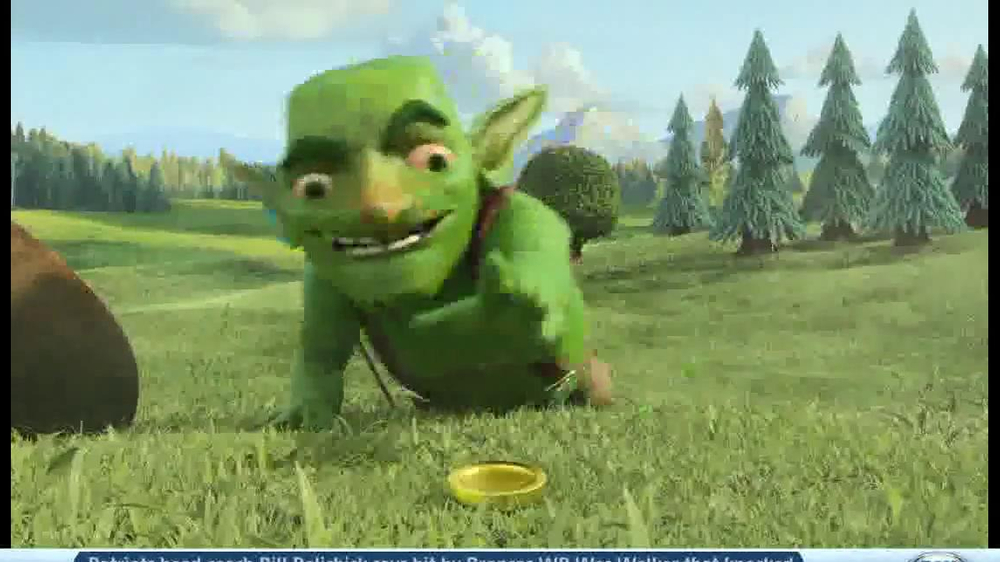 Clash of Clans TV Spot, 'Goblin Gold Run' - iSpot.tv