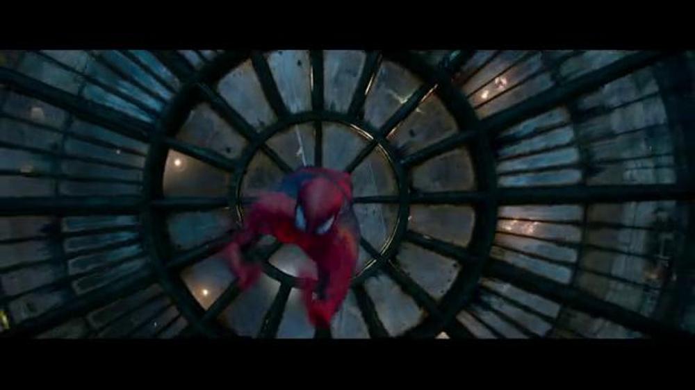 the amazing spiderman 2 super bowl 2014 tv movie trailer