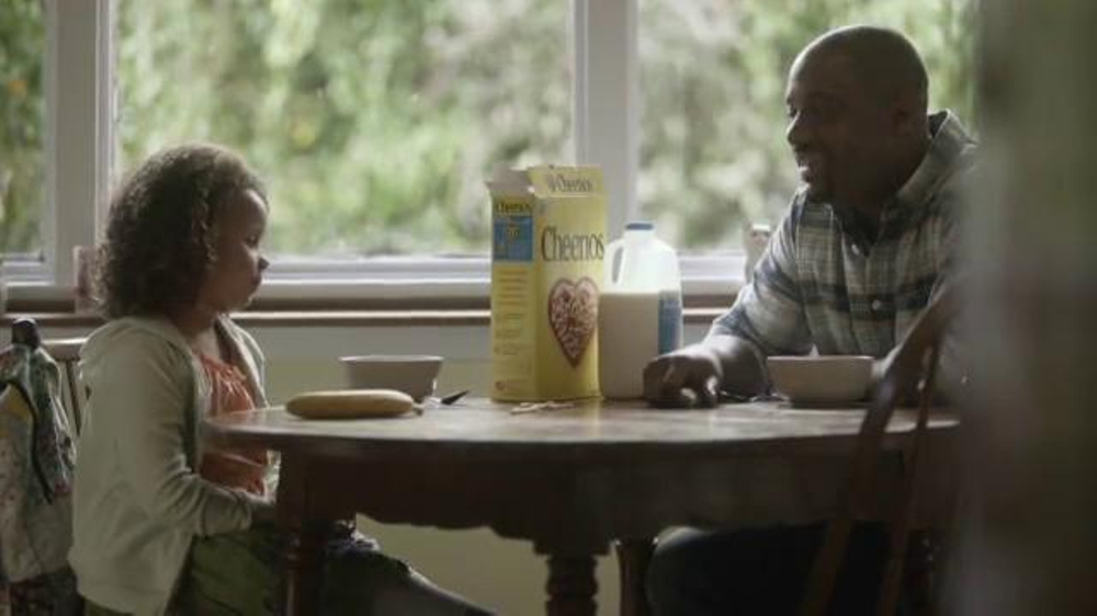 Cheerios Super Bowl 2014 TV Spot, 'Gracie' - 201 commercial airings