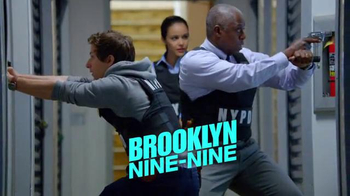 Brooklyn Nine-Nine Super Bowl 2014 TV Promo