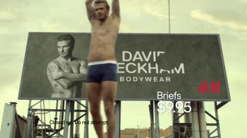 H&M Super Bowl 2014 TV Spot, 'Uncovered' Song by The Human Beinz