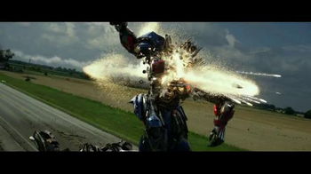 Transformers: Age of Extinction Super Bowl 2014 TV Trailer
