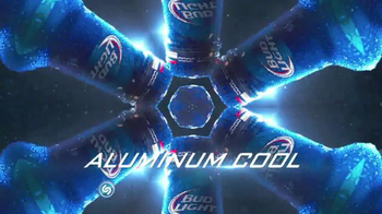 Bud Light Aluminum Super Bowl 2014 TV Spot, 'Cool Twist'