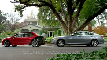 Hyundai Genesis Super Bowl 2014 TV Spot, 'Dad's Sixth Sense'