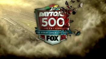 FOX: Daytona 500 Super Bowl 2014 TV Promo