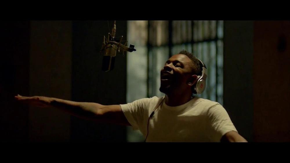 Beats Pill XL TV Spot Featuring Kendrick Lamar, Dr. Dre - Screenshot ...