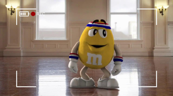 M&M's Super Bowl 2014 Teaser TV Spot, 'Abduction'