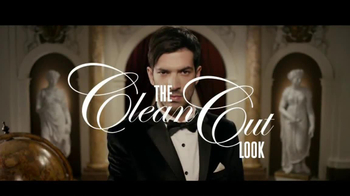 Axe Clean Cut Pomade TV Spot, 'The Clean Cut Look'