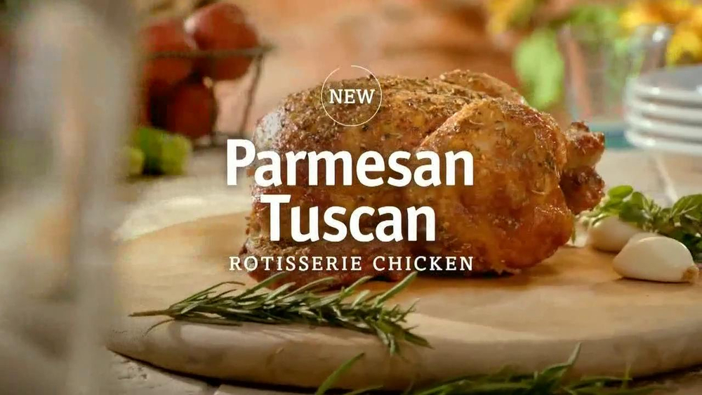 Boston Market  Parmesan Tuscan Rotisserie Chicken TV Spot - Screenshot 5