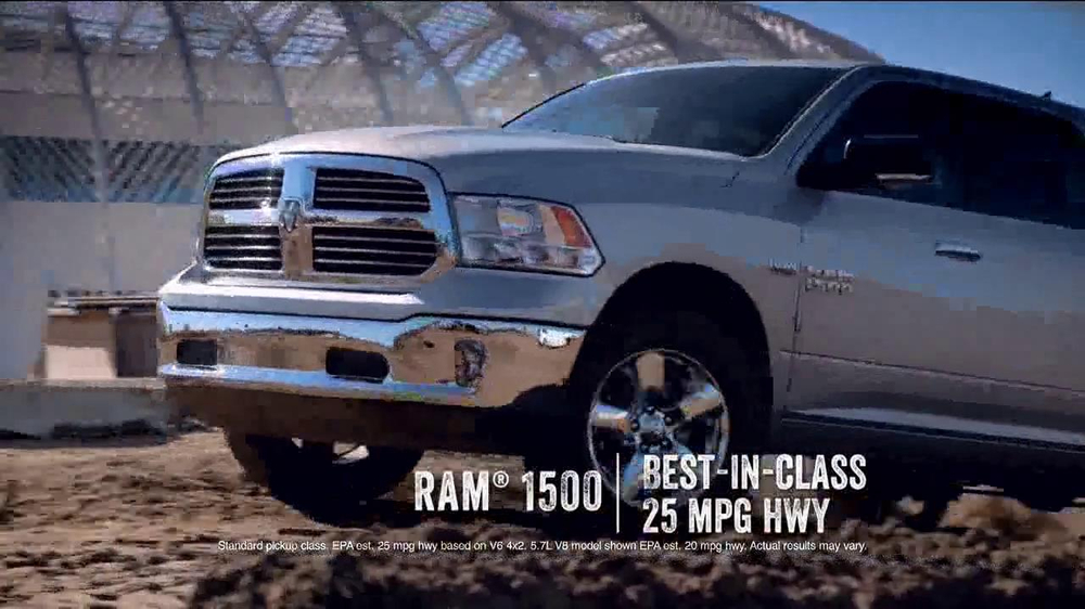 Dodge Ram Truck Commercial Song | Autos Post