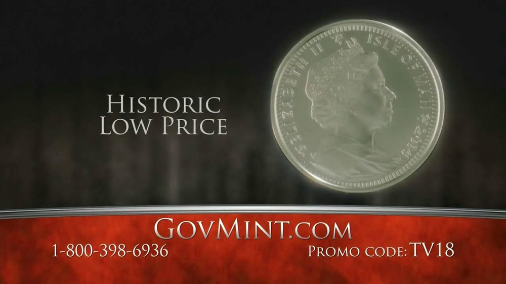 GovMint.com TV Spot, 'Angel Coin' - Screenshot 10