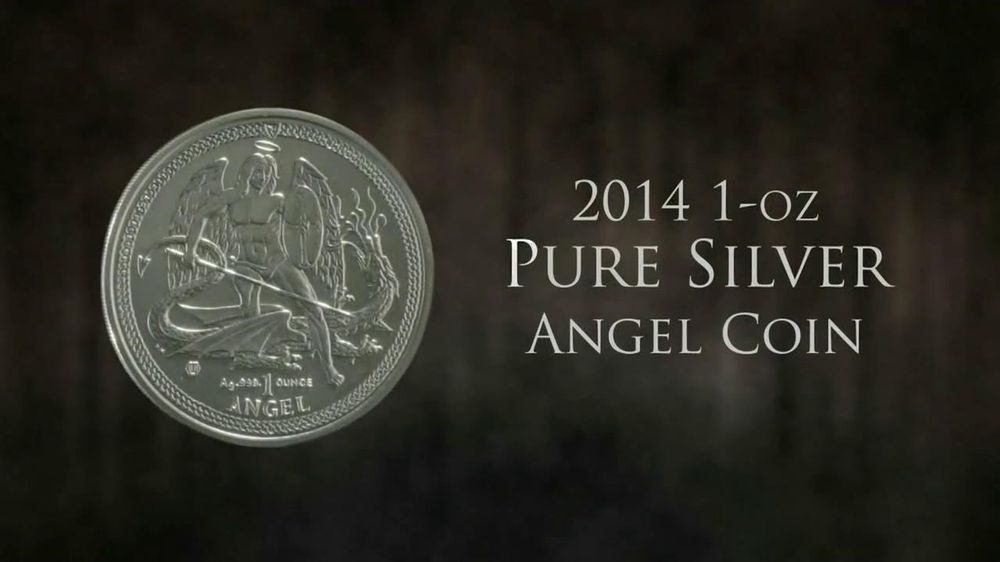 GovMint.com TV Spot, 'Angel Coin' - Screenshot 5