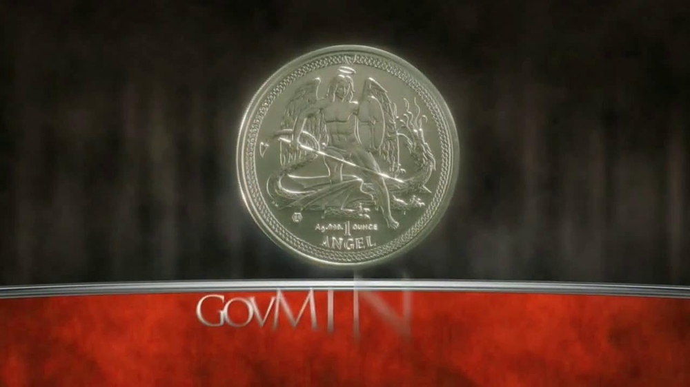 GovMint.com TV Spot, 'Angel Coin' - Screenshot 6
