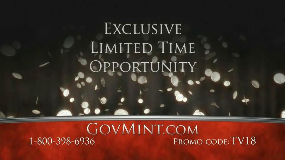 GovMint.com TV Spot, 'Angel Coin' - Screenshot 8