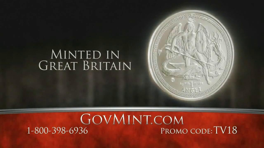 GovMint.com TV Spot, 'Angel Coin' - Screenshot 9