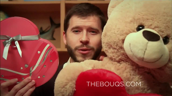 TheBouqs.com TV Spot, 'The Most Epic Way to Buy Flowers Online. Period.'