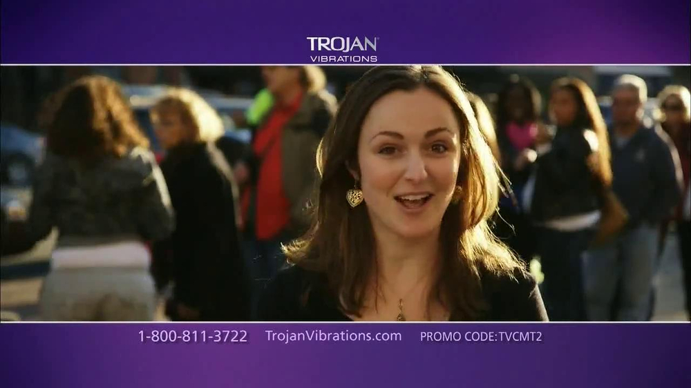 Trojan Vibrations Twister TV Spot, 'Twist on Your Routine' - Screenshot 7