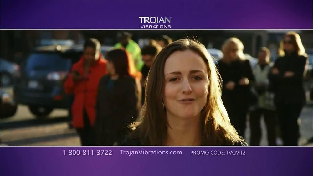 Trojan Vibrations Twister TV Spot, 'Twist on Your Routine' - Screenshot 8