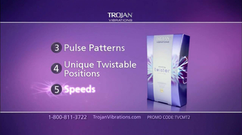 Trojan Vibrations Twister TV Spot, 'Twist on Your Routine' - Thumbnail 6