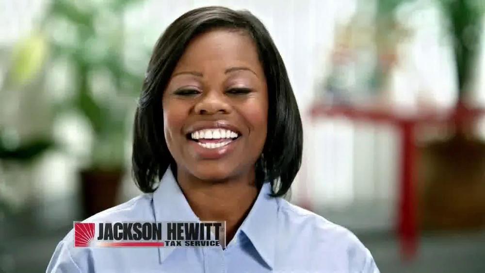 Jackson Hewitt TV Commercial, 'Walmart Kiosk' - iSpot.tv