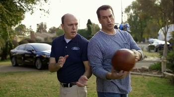 Ford Teaser Super Bowl 2014 TV Spot, 'Rob Tunes His Instrument'