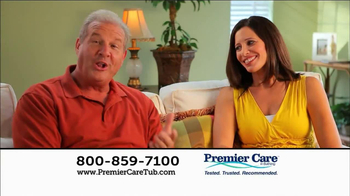 Premier Care Tub TV Spot, 'Low Payments'