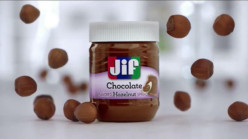 Jif Chocolate Hazelnut Spread TV Spot Featuring Kelly Ripa - Screenshot 6