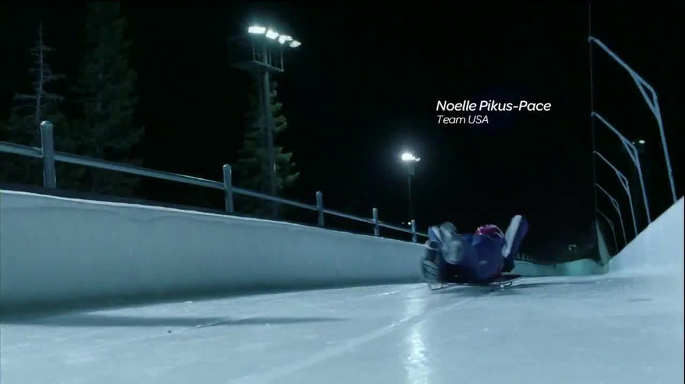 AT&T TV Spot, 'Hours' Featuring Noelle Pikus-Pace - Screenshot 9