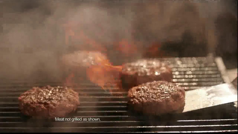 Papa John's Double Cheeseburger Pizza TV Spot - Screenshot 1