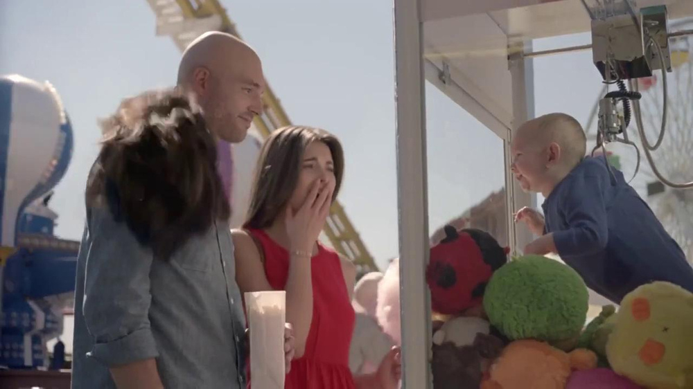 Old Spice Hair Care Super Bowl 2014 TV Spot, 'Boardwalk' - Screenshot 9