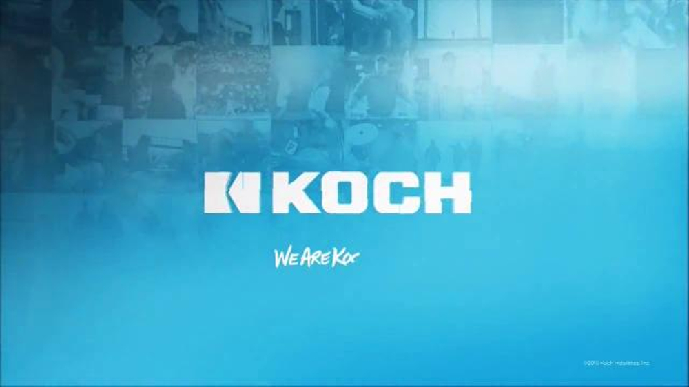 Koch industries tv spot 39 we are koch transportation for Koch industries