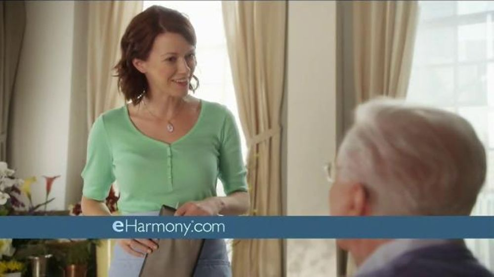 Video about who is the girl in the eharmony speed dating commercial