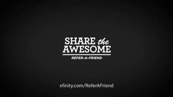 XFINITY TV Spot, 'Refer a Friend' thumbnail
