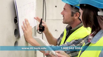 ITT Technical Institute TV Spot, 'Construction Management'