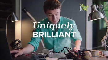 K12 TV Spot, 'Uniquely Brilliant'