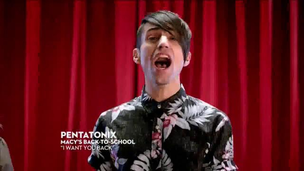 Macy's TV Spot, 'Can You Bring It Like Pentatonix?' thumbnail