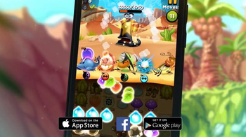 Seriously Digital Entertainment: Best Fiends: Build a Team of Tiny Heroes