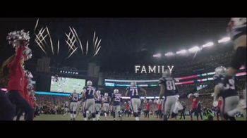 National Football League (NFL): Football is Family: Rob Gronkowski Suiting Up
