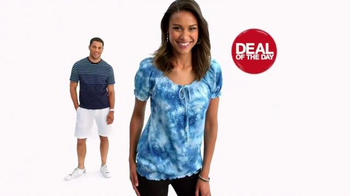 Macy's One Day Sale TV Spot, 'Fine Jewelry, Shoes and Bedding' thumbnail