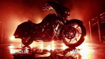 Motorcycle Mechanics Institute TV Spot, 'Hear the Power'