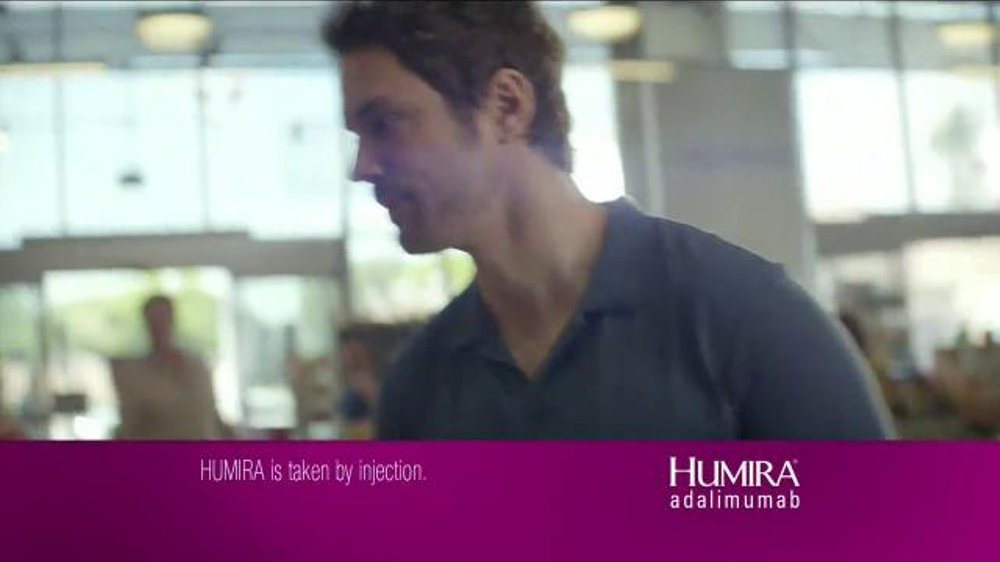 Humira TV Commercial Actress