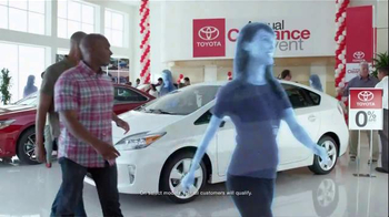 Toyota: Annual Clearance Event: Hologram 17