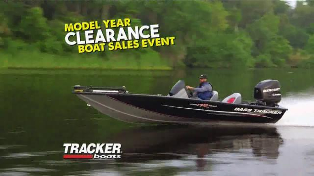 Bass pro shops end of season clearance tv spot 39 fishing for Bass pro fishing boats