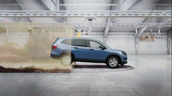2016 Honda Pilot TV Spot, 'The Incredible Pilot' thumbnail
