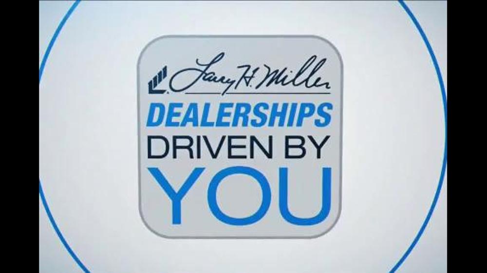 Larry H Miller Dealerships Tv Spot Icon Ispot Tv